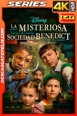 La Misteriosa Sociedad Benedict Temporada 1 (2021) 4K WEB-DL HDR Latino