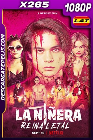 La niñera: Reina letal (2020) 1080p X265 WEB-DL Latino – Ingles