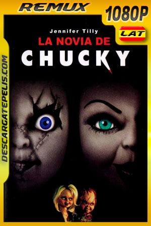 La novia de Chucky (1998) 1080p BDRemux Latino – Ingles