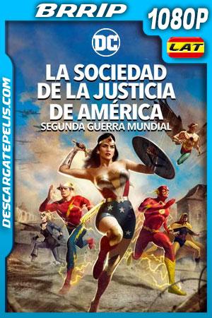 La sociedad de la justicia de América: Segunda guerra mundial (2021) 1080p BRrip Latino