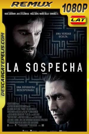La sospecha (2013) 1080p BDRemux Latino – Ingles