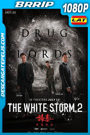 La tormenta blanca: Los capos de la droga (2019) 1080p BRrip Latino