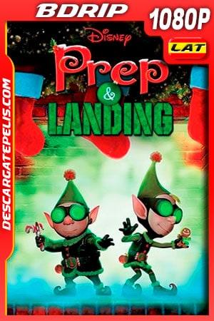 Lanny y Wayne: Los elfos navideños: Escuadron de Navidad (2009) 1080p BDRip Latino