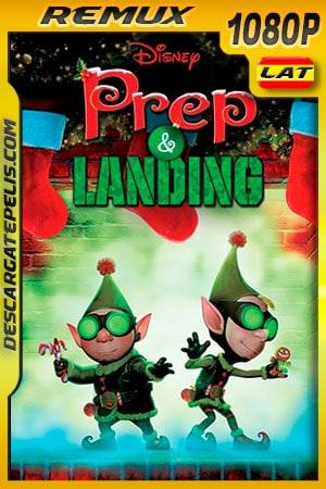 Lanny y Wayne: Los elfos navideños: Escuadron de Navidad (2009) 1080p Remux Latino
