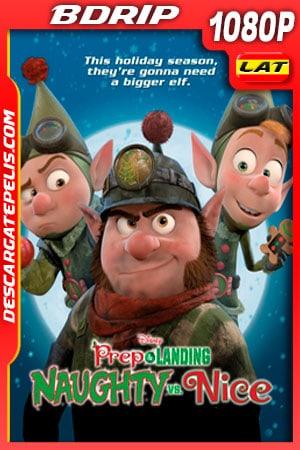Lanny y Wayne: Los elfos navideños: Traviesos vs Buenos (2011) 1080p BDRip Latino