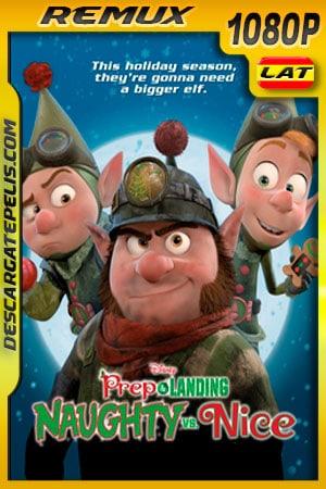Lanny y Wayne: Los elfos navideños: Traviesos vs Buenos (2011) 1080p Remux Latino