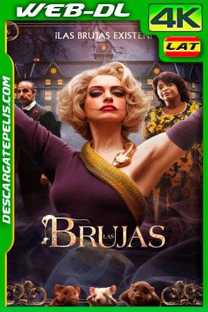 Las brujas (2020) 4K WEB-DL Latino