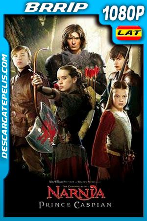 Las crónicas de Narnia: El príncipe Caspian (2008) 1080p BRrip Latino