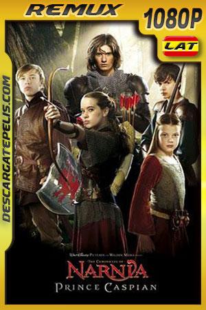 Las crónicas de Narnia: El príncipe Caspian (2008) 1080p Remux Latino