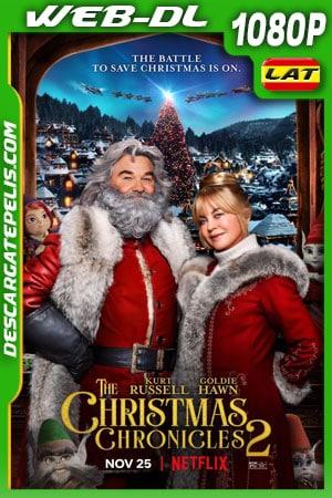 Las crónicas de Navidad 2 (2020) 1080p WEB-DL Latino