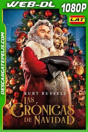 Las crónicas de Navidad (2018) 1080p WEB-DL Latino