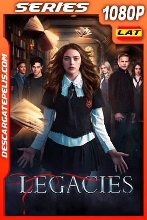 Legacies (2018) Temporada 1 1080p WEB-DL Latino