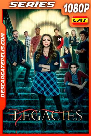 Legacies Temporada 3 (2021) 1080p WEB-DL Latino