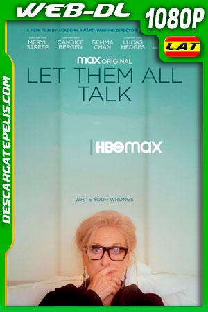 Let Them All Talk (2020) 1080p WEB-DL Latino