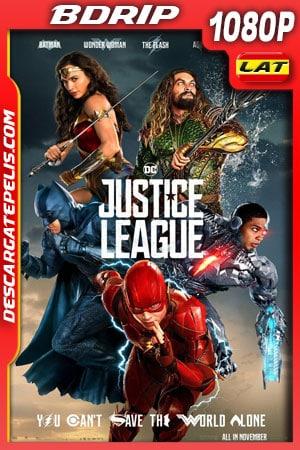 Liga de la Justicia (2017) 1080p BDrip Latino