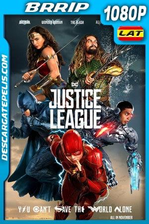 Liga de la Justicia (2017) 1080p BRrip Latino
