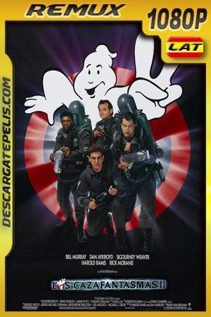 Los cazafantasmas 2 (1989) 1080p BDRemux Latino – Ingles