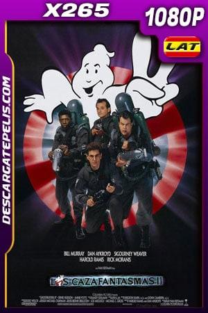 Los cazafantasmas 2 (1989) 1080p X265 Latino – Ingles