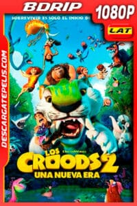 Los Croods 2: Una nueva era (2020) 1080p BDRip Latino