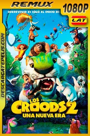 Los Croods 2: Una nueva era (2020) 1080p Remux Latino