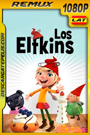 Los Elfkins (2020) 1080p Remux Latino