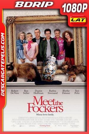 Los Fockers la familia de mi esposo (2004) 1080p BDrip Latino – Ingles
