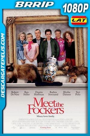 Los Fockers la familia de mi esposo (2004) 1080p BRrip Latino – Ingles