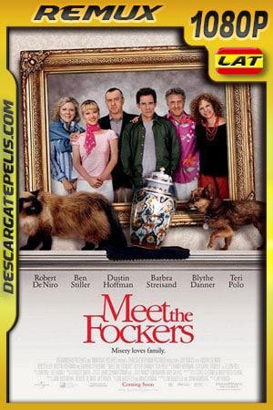 Los Fockers la familia de mi esposo (2004) 1080p BDRemux Latino – Ingles