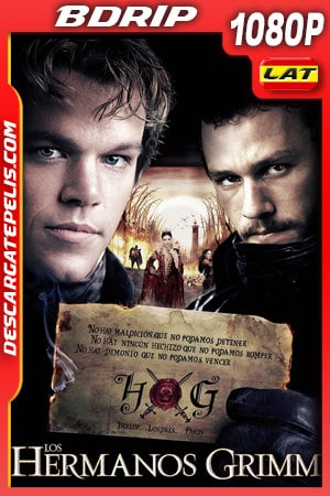 Los hermanos Grimm (2005) 1080p BDrip Latino – Ingles