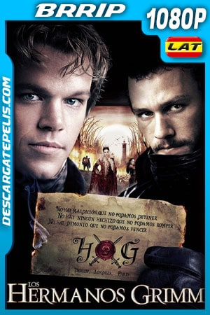 Los hermanos Grimm (2005) 1080p BRrip Latino – Ingles
