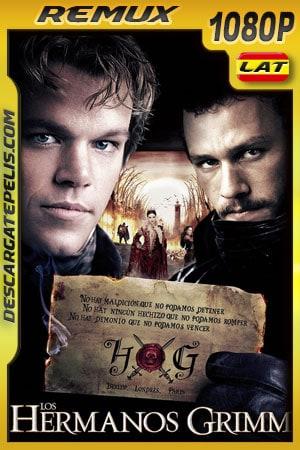 Los hermanos Grimm (2005) 1080p BDRemux Latino – Ingles