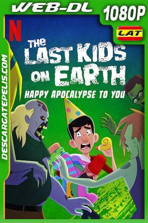 Los héroes del apocalipsis: ¡Felices días finales! (2021) 1080p WEB-DL Latino
