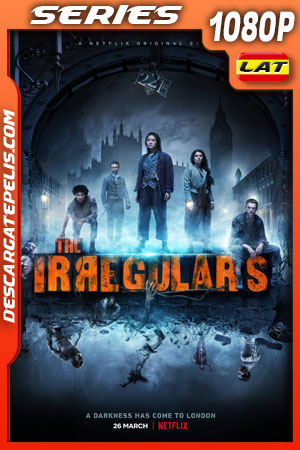Los irregulares (2021) Temporada 1 1080p WEB-DL Latino