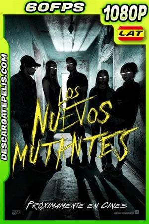 Los nuevos mutantes (2020) 1080p 60FPS BDrip Latino