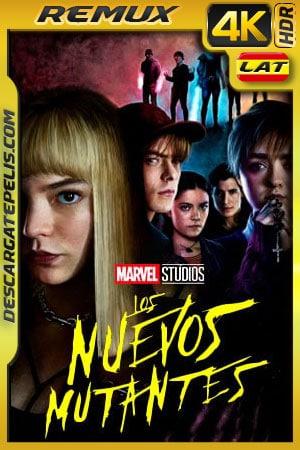 Los nuevos mutantes (2020) 4k Remux HDR Latino