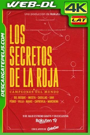 Los Secretos de la Roja – Campeones del Mundo (2020) 4K WEB-DL Castellano