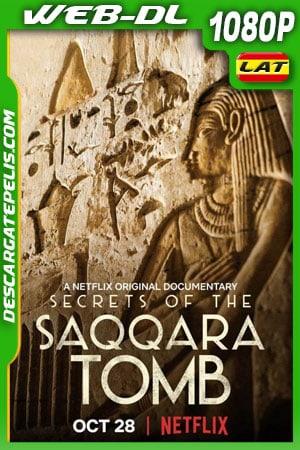 Los secretos de la tumba de Saqqara (2020) 1080p WEB-DL Latino
