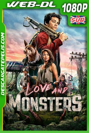 Love and Monsters (2020) 1080p WEB-DL