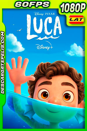 Luca (2021) 1080p 60FPS WEB-DL Latino