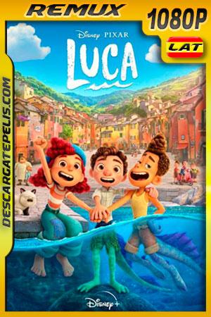 Luca (2021) 1080p Remux Latino