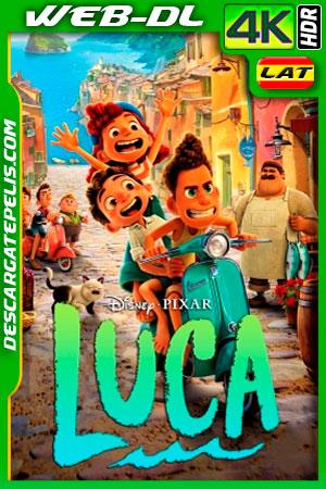 Luca (2021) 4K WEB-DL HDR Latino