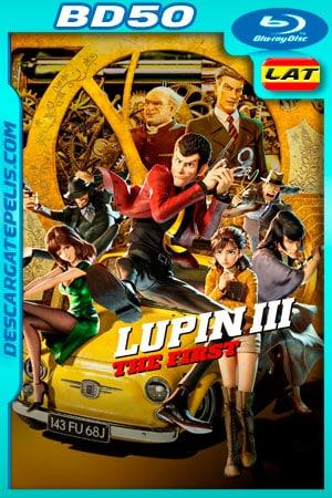 Lupin III: El Primero (2019) 1080p BD50 Latino