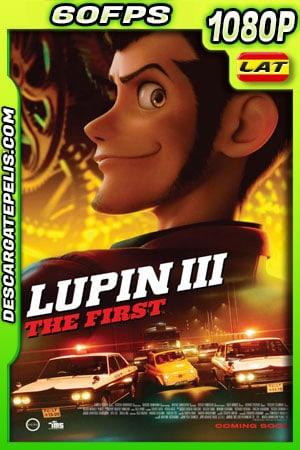 Lupin III: El Primero (2019) 1080p 60FPS BDrip Latino