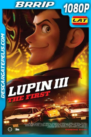 Lupin III: The First (2019) 1080p BRrip Latino
