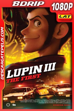 Lupin III: The First (2019) 1080p BDrip Latino