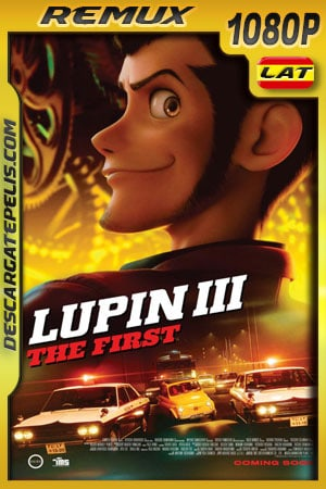 Lupin III: The First (2019) 1080p Remux Latino