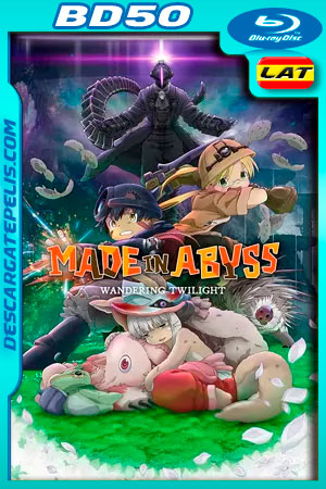 Made in Abyss: Crepúsculo errante (2019) 1080p BD50 Latino