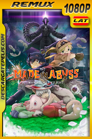 Made in Abyss: Crepúsculo errante (2019) 1080p Remux Latino