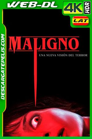 Maligno (2021) 4k WEB-DL HDR Latino