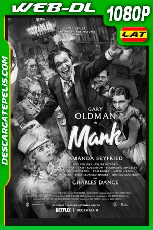 Mank (2020) 1080p WEB-DL Latino